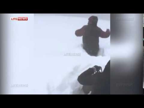 Вижте снега във Владивосток!