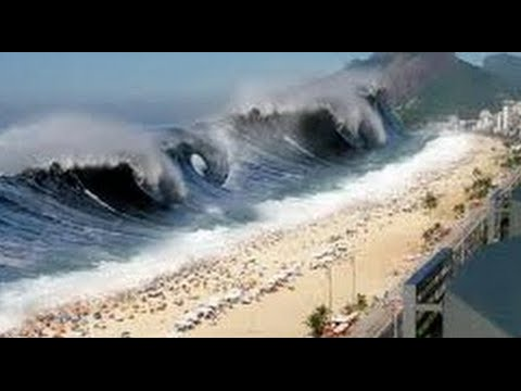 Така изглежда моментът, преди едно от най-големите бедствия
