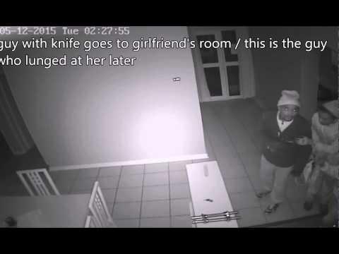 Любопитно видео с обир в къща!