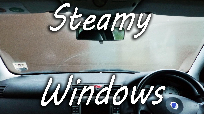 Как да не ни се запотяват прозорците на колата