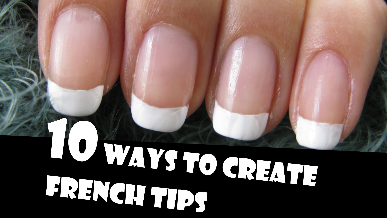 Как лесно да си направите френски маникюр у дома?