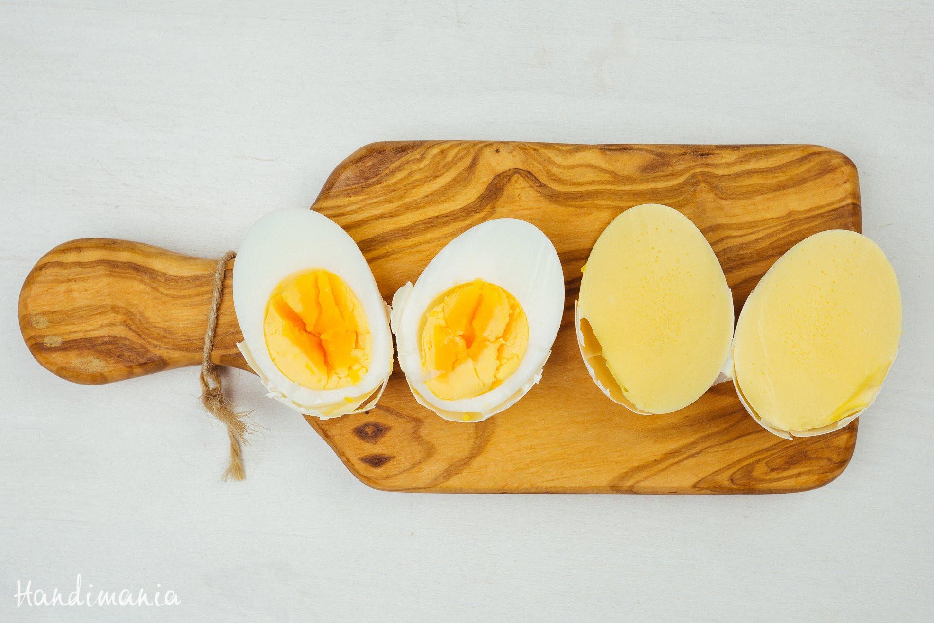 Как да сварите едноцветни яйца за нула време