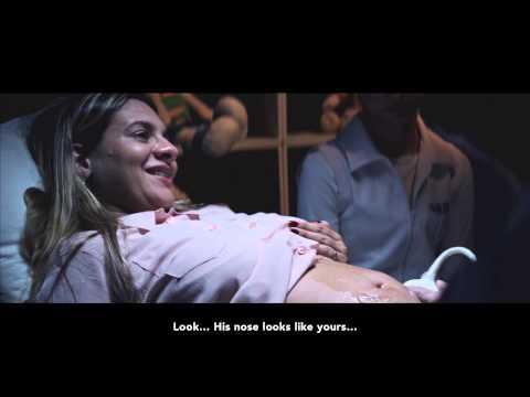 Уникално видео: Майка, която е сляпа, отиде на ултразвук и получи страхотен подарък