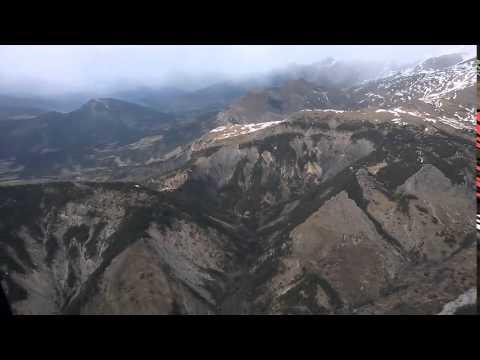 Зловещото място, къде се е разбил немския самолет