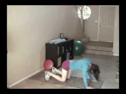 Стегнати задни части само с няколко минути тренировка на ден