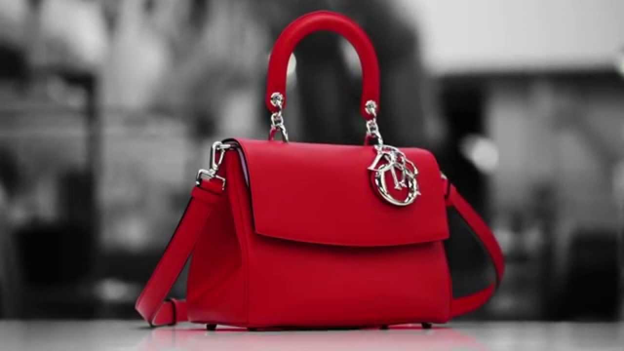 Как се изработват чанта на модната марка Диор