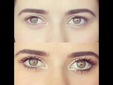 Как да изглеждат очите ни по-големи