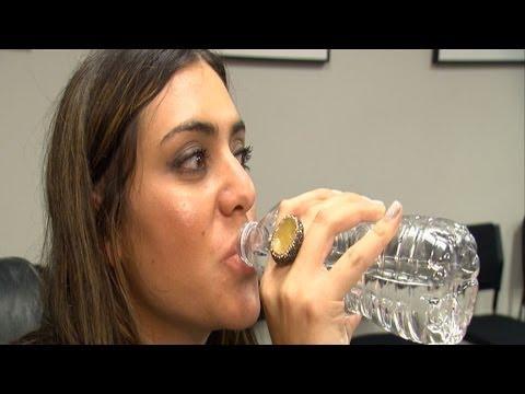 Жена пие по три литра на ден