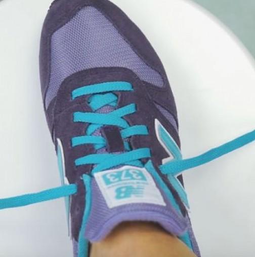 Бързо връзване на обувки
