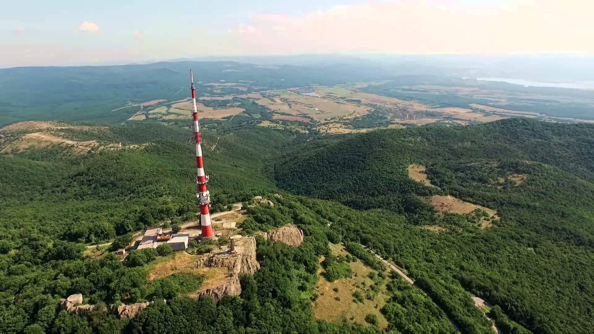 Най-интересните места на България, снимани от дрон