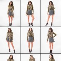 12 модерни начина как да си вържете шала