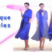 27 начина да носите рокля, която се връзва през врата