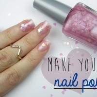 Как да си направите свой собствен лак за нокти