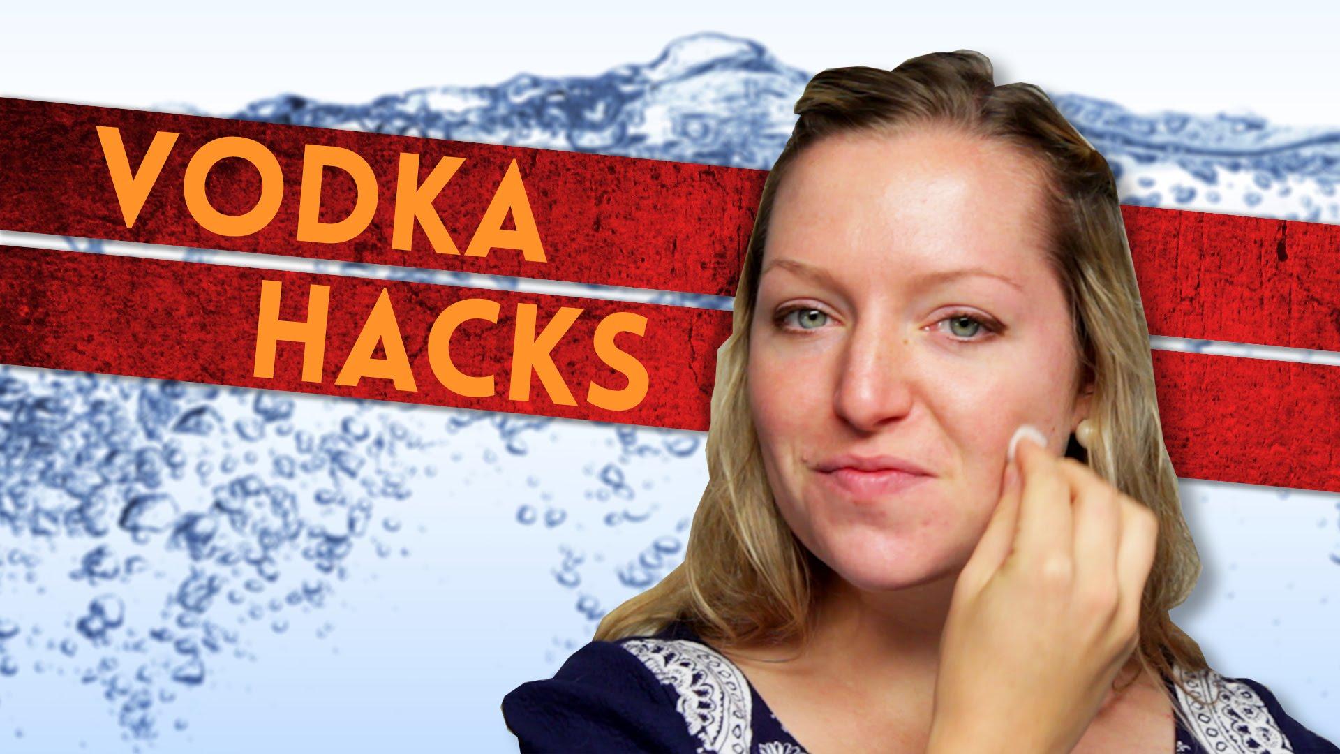 Полезен съвет за почистване с водка