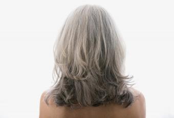 Как да прикрием белите коси