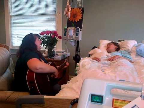песента на една майка за нейното умиращо дете