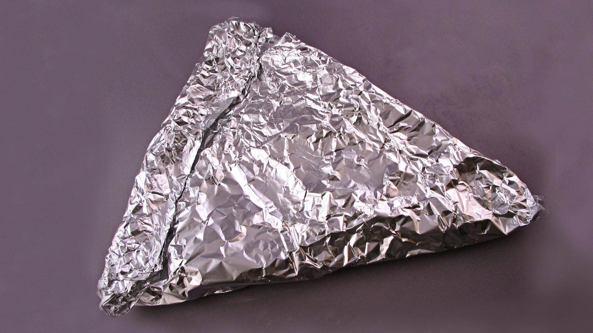 Как да използваме алуминиево фолио