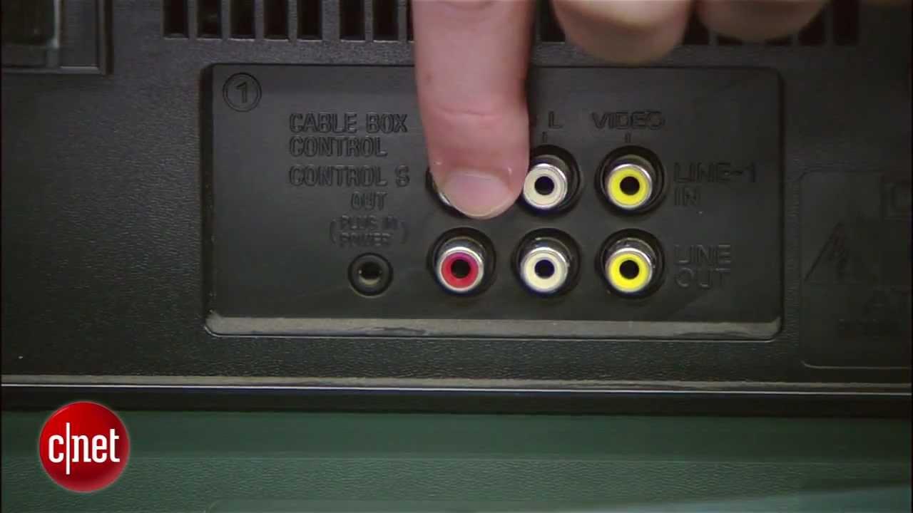 Как се прехвърля видео касета на компютър