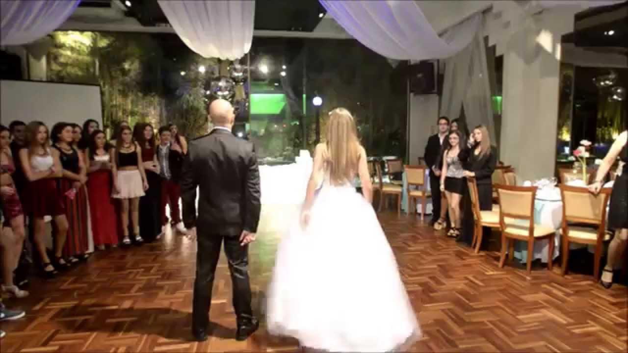 Невероятен сватбен танц