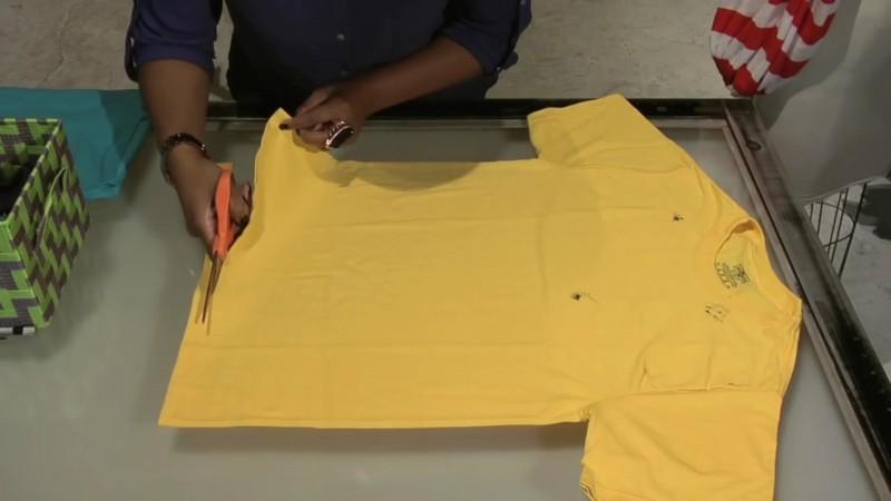 Какво да направим от тениските, които не харесваме?