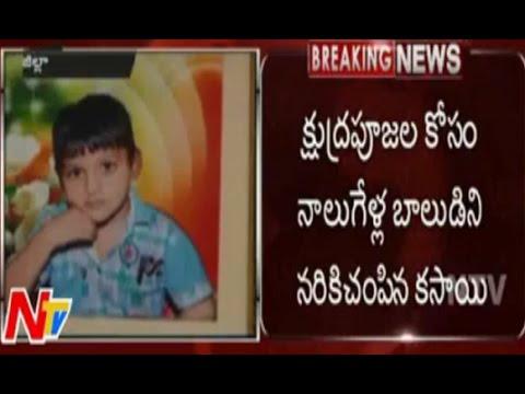 Мъж обезглави 4-годишно момченце