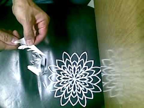 Как да си направите снежинки от хартия