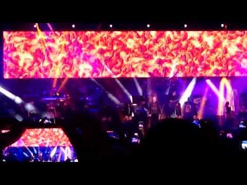 Концерта на Слави Арена Армеец