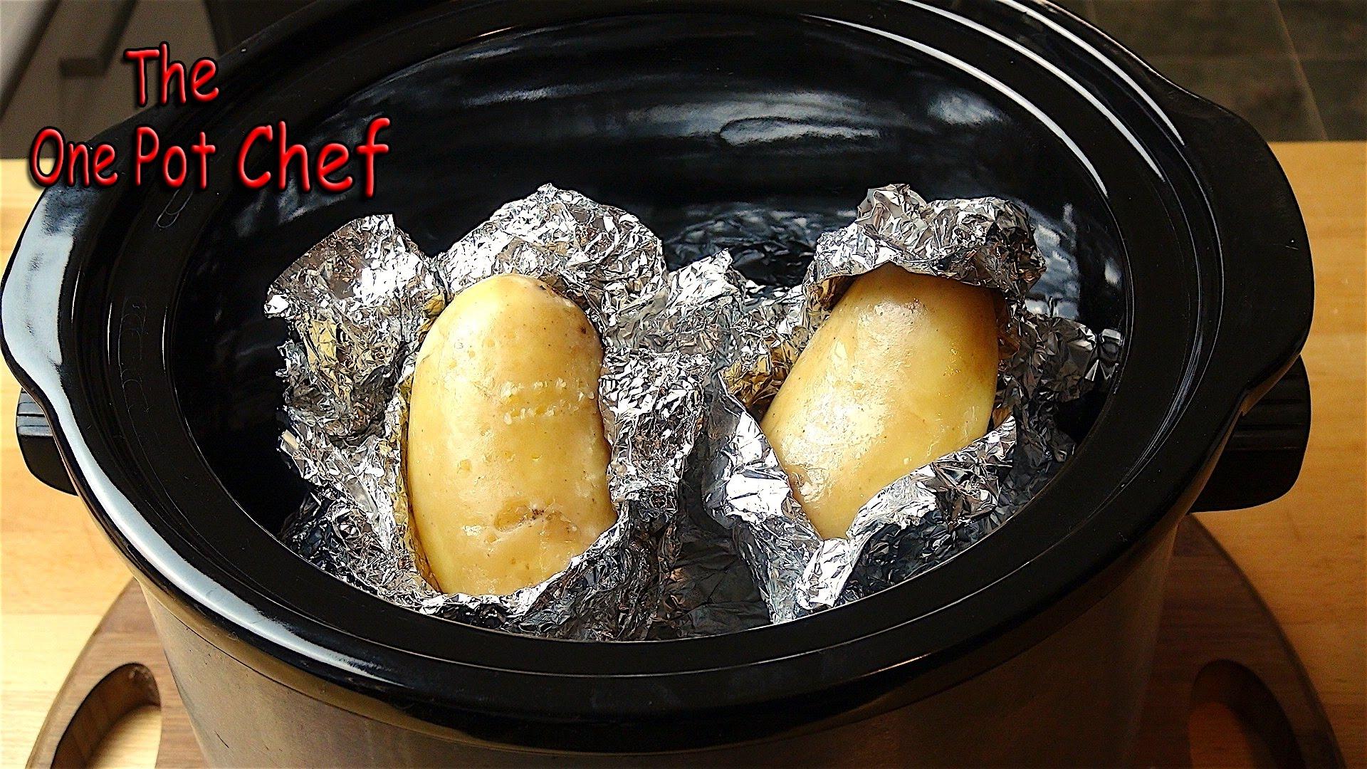 Приготвяне на вкусни картофи в slow cooker  (Ел. гювеч)