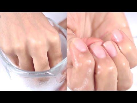 Как да премахнете лак за нокти без ацетон