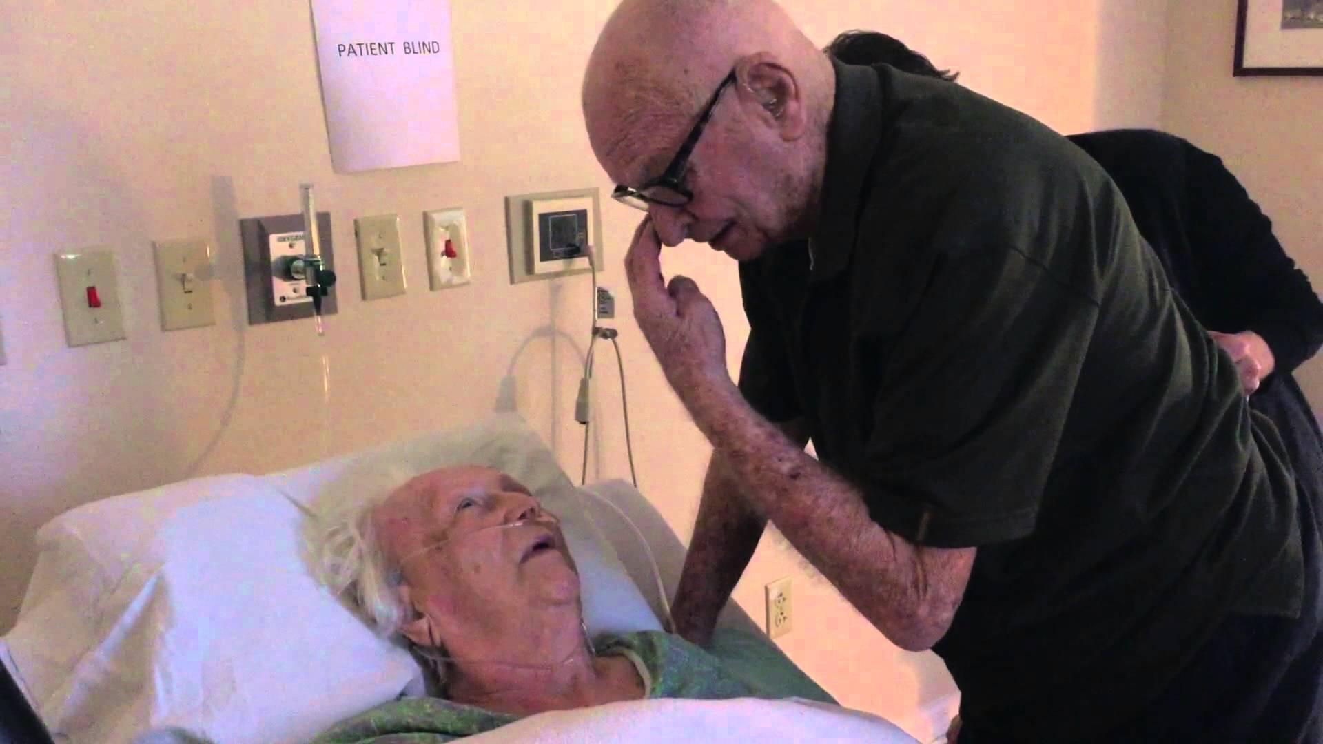 Дядо пее любовна песен