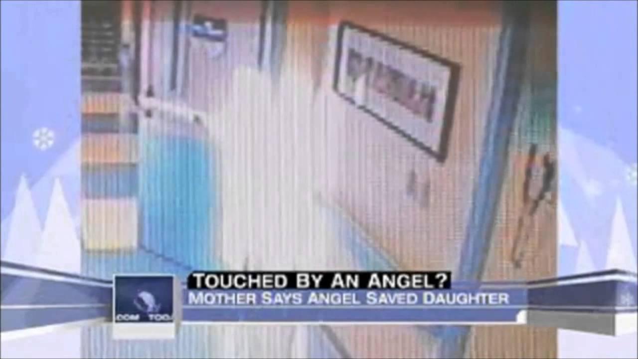 Ангели спасяват умиращо момиче