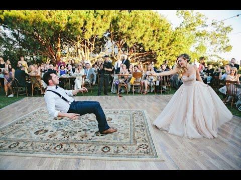 първи брачен танц, който ще ви остави безмълвни