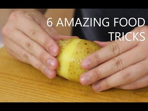 Уникални трикове в кухнята