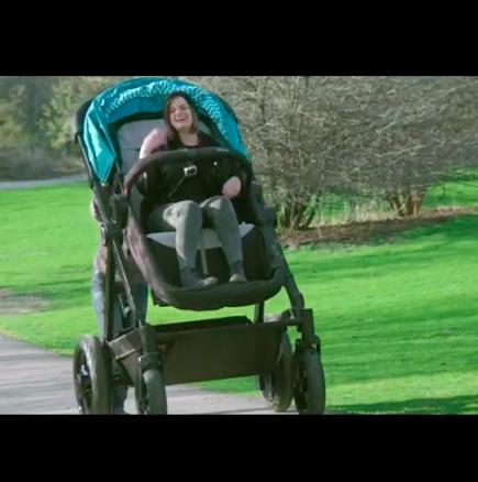 Детски колички за големи