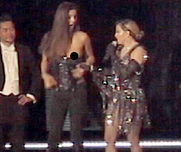 Мадона мина всички граници. Вижте какво направи