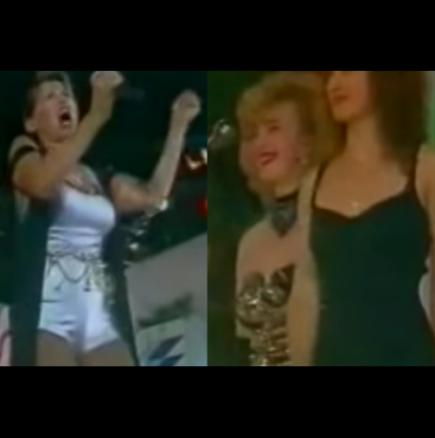 Лили Иванова пее със Сашка Васева