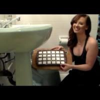 Домашни таблетки за почистване на тоалетна
