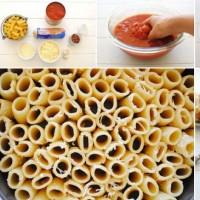 Макароните приготвени по един различен и уникално вкусен начин