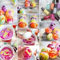 Страхотен начин за боядисване на яйца