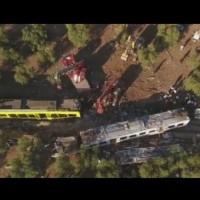 Ужасяваща катастрофа на 2 влака