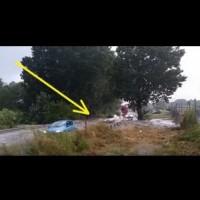 Шокиращо видео от Варна! Вижте какво става в момента
