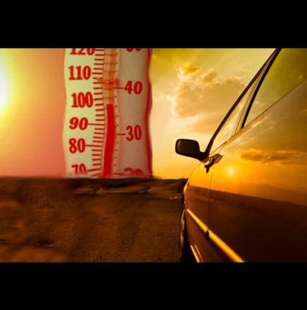 Супер готин трик: Ще охлади нажежената до червено кола по-бързо от климатик през лятото
