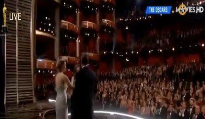 Леонардо ди Каприо на Оскарите