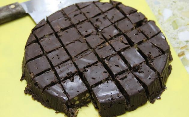 Бърза и лесна шоколадова торта