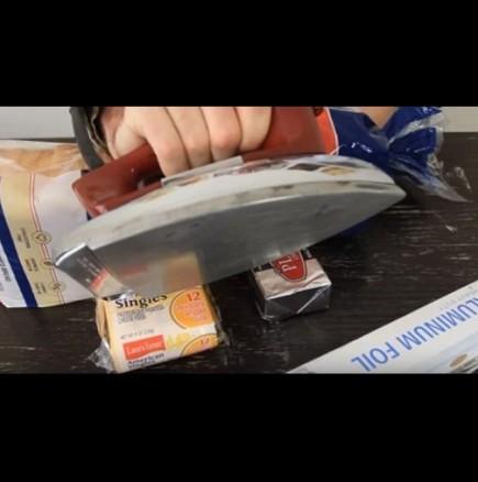 Как да си направя топъл сандвич като нямам тостер и микровълнова на близо