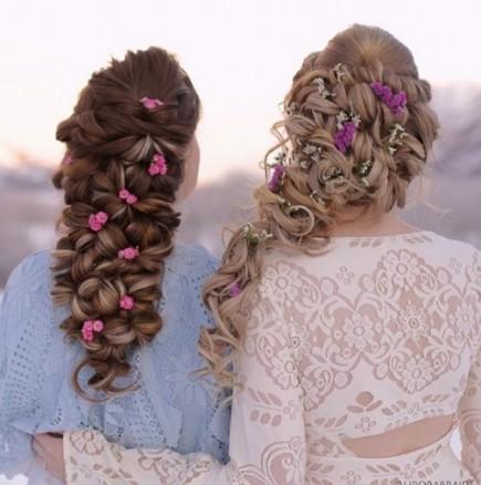 Тези момичета могат да ви превърнат в приказна принцеса! Вижте най-невероятно красивите плитки в света: