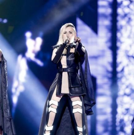 Поли Генова на Евровизия 2016