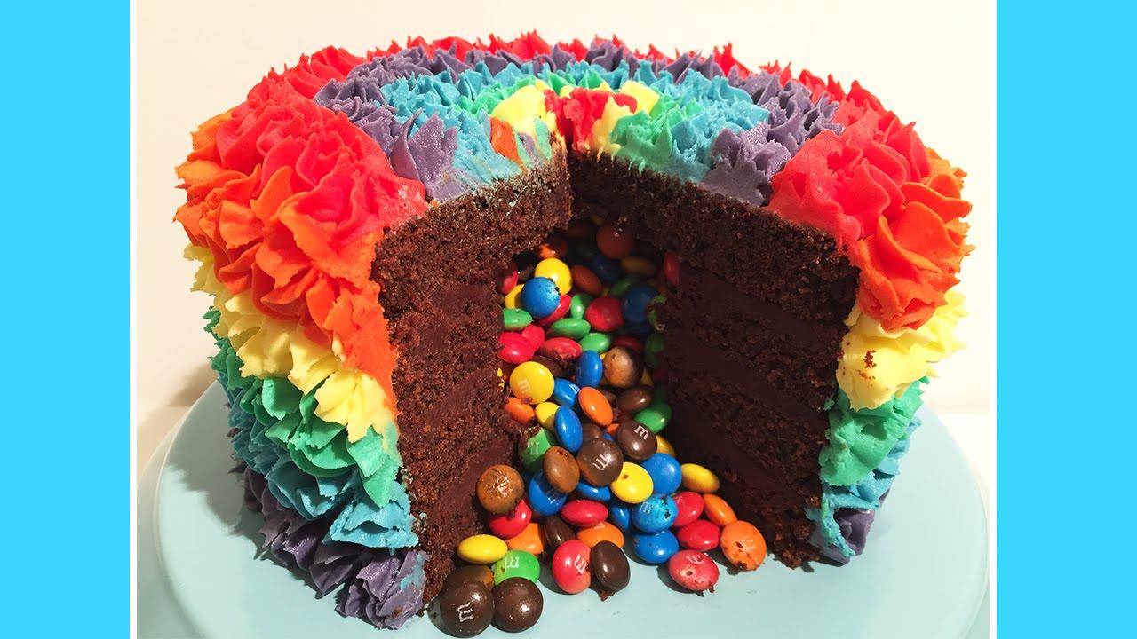 Торта с пинята