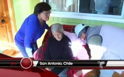 90 годишна жена бременна