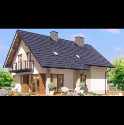 Уникална функционална къща
